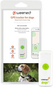 Gps para perros Weenect Dogs
