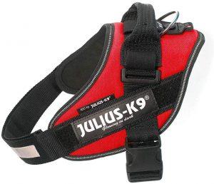 Arnés para perro de trabajo o seguridad julius k9