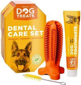 Juguete limpia dientes para perros grandes