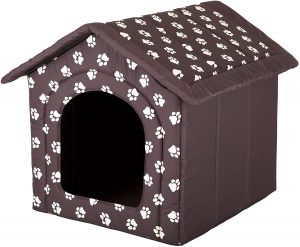 Caseta para perros de nylon